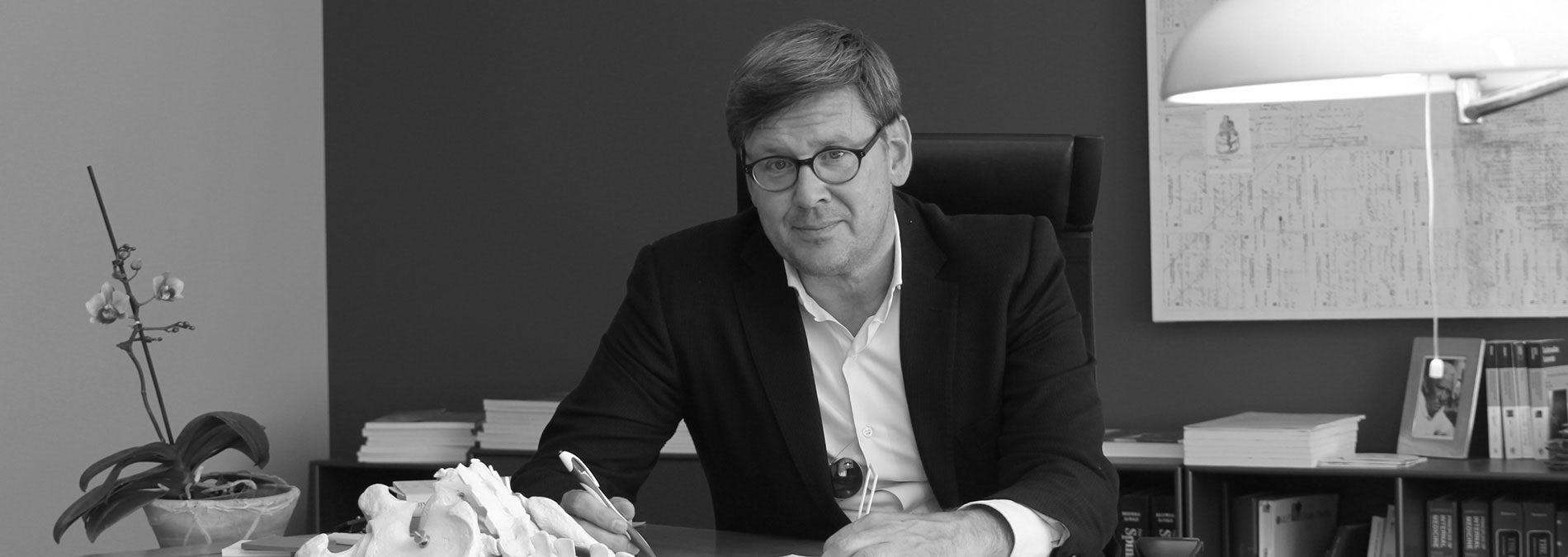Dr. med. Walter Morgenstern